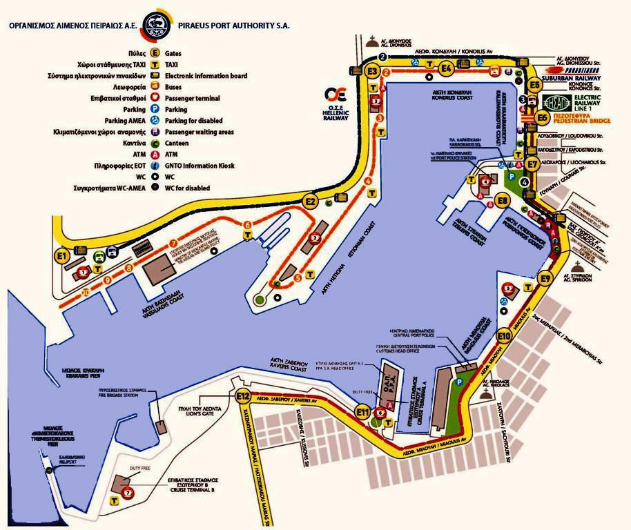 Xarths Limanioy Peiraia Super Travel Grsuper Travel Gr